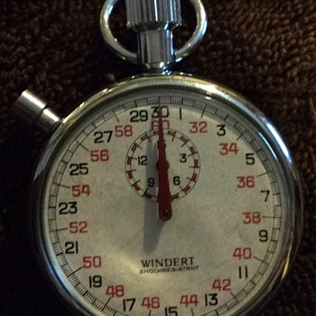 windert pocket watch
