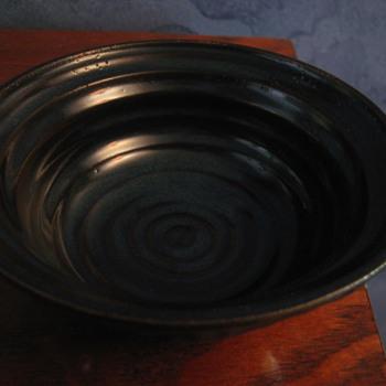 Pottery Dish - Art Pottery