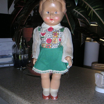 West German Doll