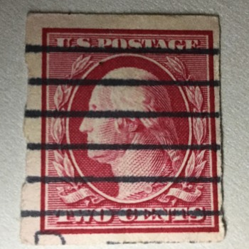 1 and 2 cent coil stamps - Stamps