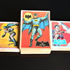 1966 O-Pee-Chee Batman Cards. All three sets!