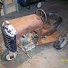 Bantam 3000 Garden Tractor