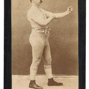 John L. Sullivan, Boxer