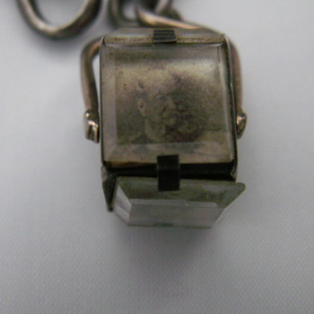 German Emperor Photo Cube Fob
