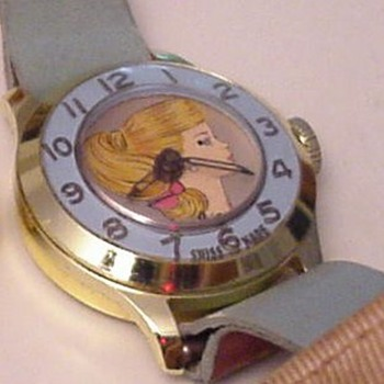 "1964 ""Barbie"" Wristwatch - Wristwatches"