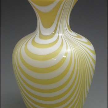 Three Imperial Lead Lustre Shape #618 Vases - Imperial Glass Company, Bellaire, Ohio, 1925-26 - Art Glass