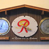 Rainier Clock/Weather Station