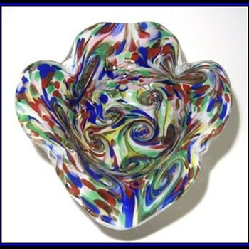 Just for Alan -- My Big -- FLAWED MURANO PIECE