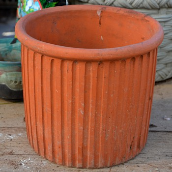 Bennington Pottery Planter - Pottery