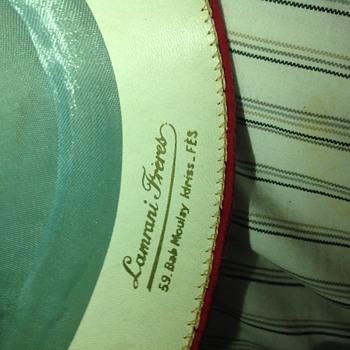 Lamrani Fréres 59. Bab Moulay Idriss-FÉS Hat