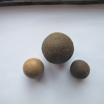 Old Native American Indian Grinding stones? - Native American