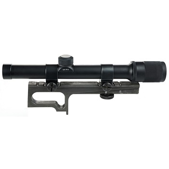 Prototype Leatherwood USMC M16 scope
