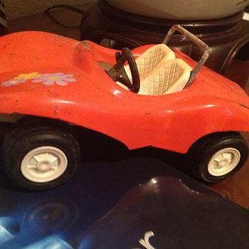 Tanka buggy 1970s