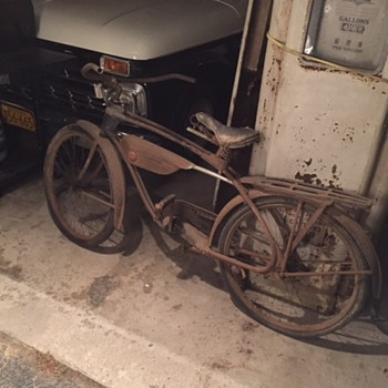 1938 Elgin Twin 60 barn find - Sporting Goods