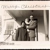 1959 - Christmas - Family Photograph