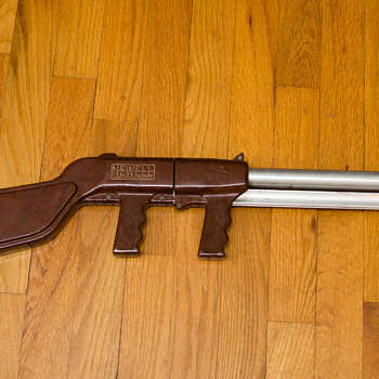 "The Ping Pong Ball Gun or Better Known as ""Burp Gun"""