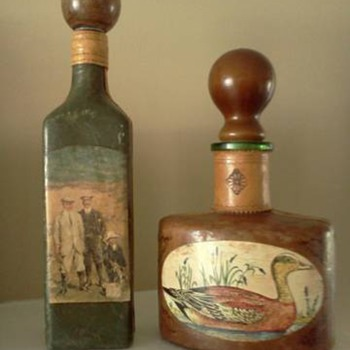 Corduri and Piazzesi Bottles - Bottles