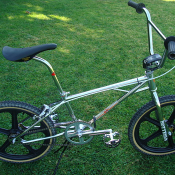 1980 GJS BMX BIKE