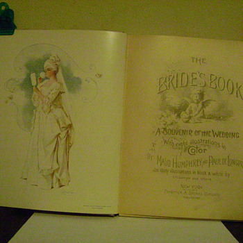 The Brides Book - Books