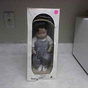 SASHA BABY BOY DOLL