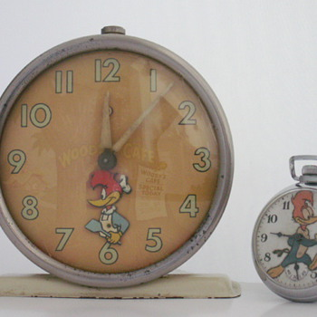 Woody Clock &amp; Watch