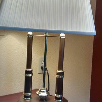 Clarion Hotel Data Lamp