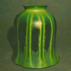 TIFFANY STUDIOS ART GLASS SHADE