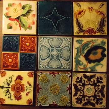arts and crafts tiles - Arts and Crafts