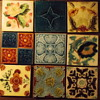 arts and crafts tiles