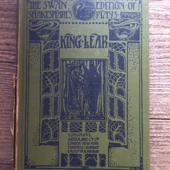 The Swan edition of Shakespeare's plays.