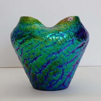 Lötz Phänomen Genre 377, ca. 1900 I - Art Glass