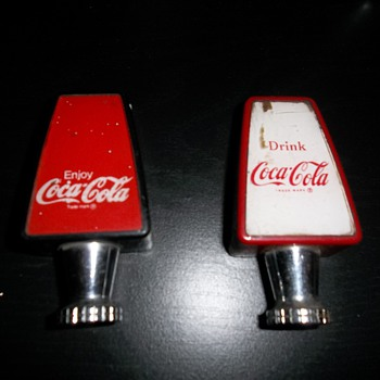 Coca Cola on tap - Coca-Cola