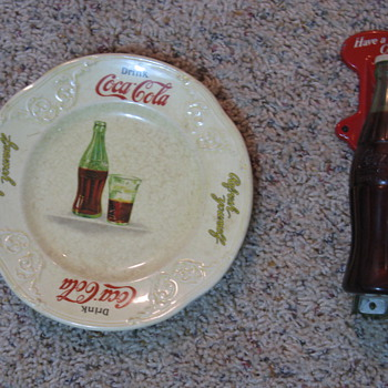 Great auction finds - Coca-Cola