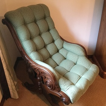 Slipper Chair - Furniture