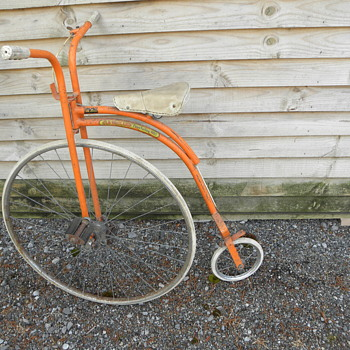 A 1960s 'Old England Ordinary' children's Penny-Farthing  - Sporting Goods