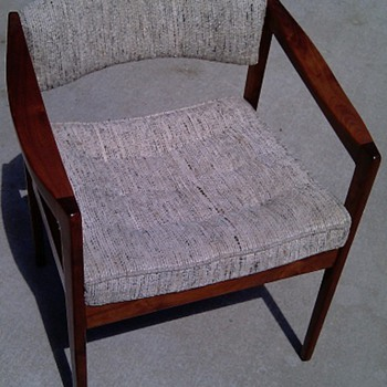 Danish Modern DUX Side Chair