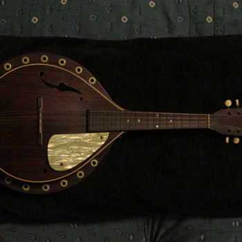 Marvel Mandolin - Musical Instruments