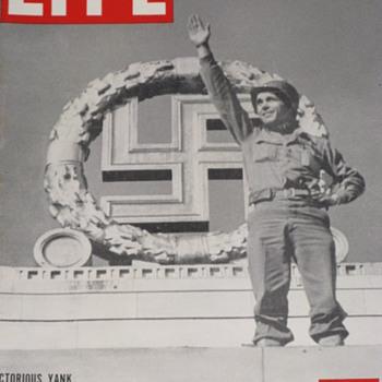 WWII Era Life Magazines