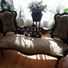 late 1800's Victorian Parlor set