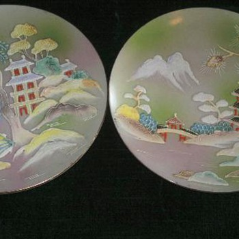Asian Plates