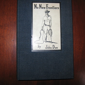 no new ffrontiers............