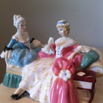The Love Letter by Royal Doulton - Figurines