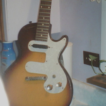 1960 Gibson Melody Maker - Music