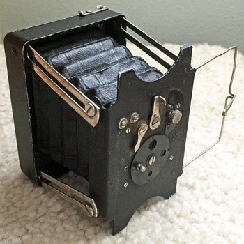 Ihagee Photoknips No. 100 - 4.5 x 6cm Plate Camera - Cameras