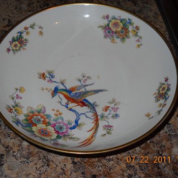 Thomas Ivory compote? - China and Dinnerware