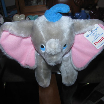Dumbo plush - Animals