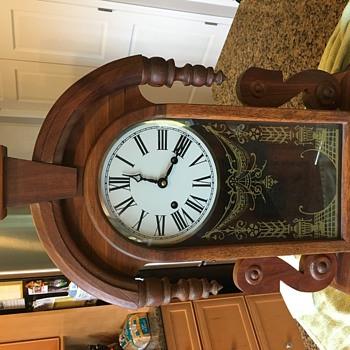 Clock from Kit