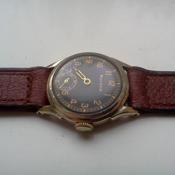 Bulova Air Warden (possibly)! - Wristwatches