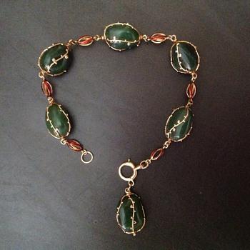 Murrle Bennett Art Nouveau Bracelet - Art Nouveau