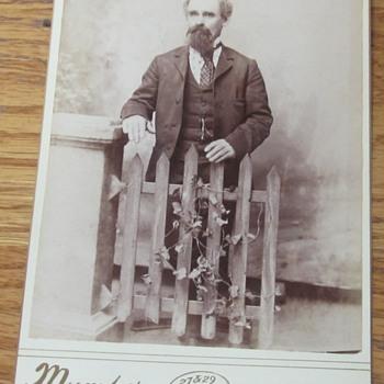 Local Gettysburg Man.